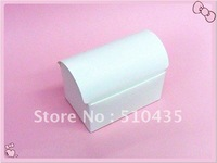 Free shipping ! White Treasure Chest wedding Favor Boxes,Candy Box, Gift Box