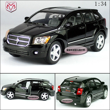 Free shipping Soft world kinsmart lundberg dodge black alloy car models