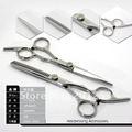 6 0 INCH Hair Scissors Shear Cutting and Thinning Scissors Family hair Scissors for kid HOT