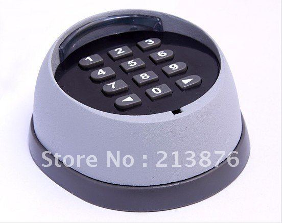 wireless keypad, keypad lock, door opener, remotes,security code lock(China (Mainland))