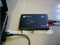 Free Ship IC Card Reader with13.56Khz MF 1 S50, MF 1 S70, FM11RF08