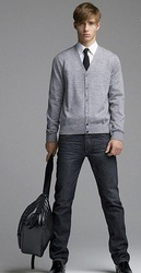 2012 new Men's Knitwear,Man knitting thin sweater, Slim Casual Sweater Coat,colthe,Free Shipping(China (Mainland))