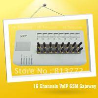 HOT SALE Quad band Guarantee 100% 16 Port GoIP Gateway,VoIP GSM Gateway
