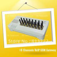 FREE SHIPPING DBL 16 ports GOIP gateway / voip gsm gateway / gsm voip gateway 1 year warranty