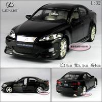 LEXUS is 350 black alloy car models plain free air mail