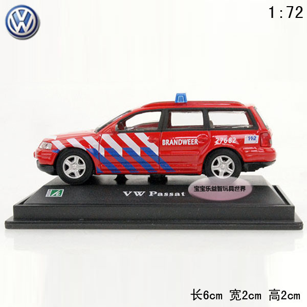 1:72 Conway Volkswagen passat red pocket-size baby alloy car model free air mail