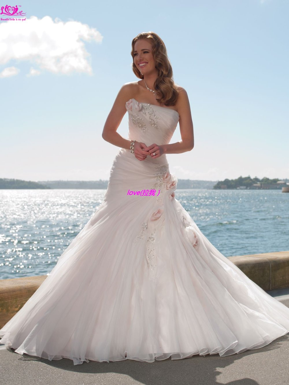 Cheap Destination Wedding Dresses
