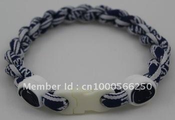 "Titanium Bracelet Penn State Nittany Lions College Football Sport Bracelets 8.5"""