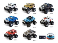 2207 1:58 Remote Small Hummer 8cm / mini remote control toys