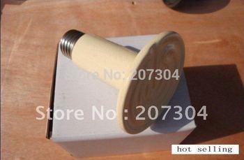 100W Reptile pet appliances flat-type Infrared Ceramic heat lamp (Reptile/pet/amphibian/poultry) 20pcs/lot by EMS free shipping