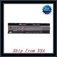 Free Shipping + Wholesale Laptop Battery For Dell Inspiron 1520 1521 1720 1721 GK479(6cell 11.1V 5200mAh) Ship from USA-N3464