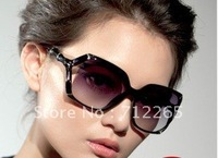 free shipping Uv female big box driving the sun shades 3508