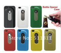 Newfangled Bottle opener case for iphone 4/4s 50pcs/lot free shipping by DHL