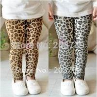 best selling baby clothes children Leggings kids girl's Leopard grain Leggings