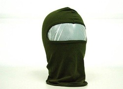 5pcs SWAT Balaclava Hood 1 Hole Head Face Mask Protector OD free ship(China (Mainland))