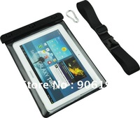 "Waterproof Case Water Resistance bag for Samsung galaxy tab 2 10"" tablet Free Shipping"