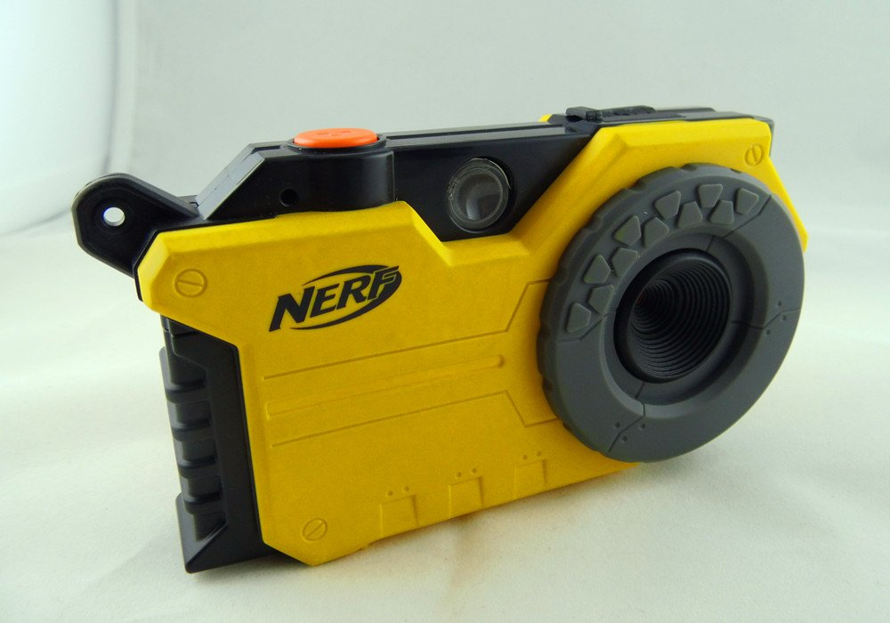 (28056)Free Shipping, original Nerf camera 7.1 MP with 1.5&#39;&#39;screen+Original brand packing+Support SD card+Hot Selling at toyrus(China (Mainland))