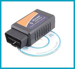 ELM327 CAN-BUS Bluetooth Diagnostic Interface Scanner obd 2 blutooth Car scantool Free Shipping.(China (Mainland))