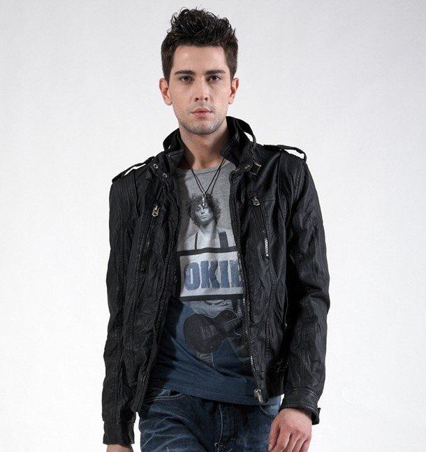 Mens Leather Jackets Fashion - Jacket