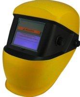 Double spray paint  Li Battery+Solar auto darkening welding helmet/ mask for the welder operate the machine and plasma cutter