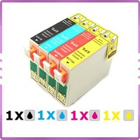 Free Shipping T0691 T0692 T0693 T0694 Color Compatible ink cartridge For Epson Stylus C120,CX5000,CX6000,CX7000F,CX8400,CX9400F