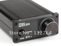 MUSE M15 EX2 TA2024 T-Amp Mini Stereo Amplifier 15Wx2 + Power Supply - Black Freeshipping