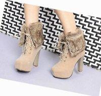 Женские ботинки 25pt goatswool Y01