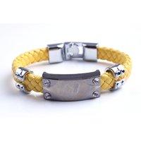 2012 leather bracelets bangle