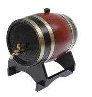 free shipping 20L wooden Oak Wine Aging wood Barrel Rum Cask Beer Keg