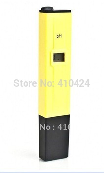 5 pcs/lot Digital PH Meter/Tester 0-14 Pocket Pen Aquarium ,FREE SHIPPING!