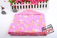 random color,Soft baby sleeping bags sleeping sack cotton blankets/quilt infant wrap