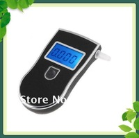Free Shipping+ Prefessional Police Digital Breath Alcohol Tester Breathalyzer  Dropshipping Only China Post Mail
