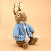 J1 New arrial ! Peter rabbit plush toys rabbit soft toys, free shipping