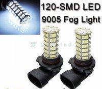 HB3/9005 high power 12W super bright car LED fog 120 3528 LED anti-fog bulbs