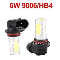 2pcs HB4 9006 White SMD LED Auto Car Fog Head Light Lamp Bulb High Power 6W