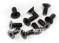 Free Shipping-baja  parts,  Flat Head Screw Set M6 x 14mm(10pcs)