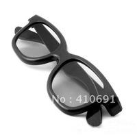 Free shipping 50pcs/lot 3D Linear polarized glasses