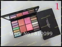 2012 Hot selling~ 1 pcs New Eyeshadow 14 colors eye shadow + 4 colors blusher palette 32g makeup set ! makeup2013