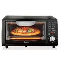 Exquisite home stainless steel electric oven