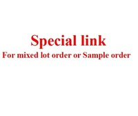 special link for mixed lot order or sample order.