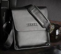 Promotion!men shoulder leather leisure Crossbody messenger bags/fashion leather men bag hot freeshippingMB47
