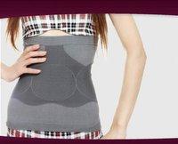 Women waist cincher Body Shaper Bamboo Fiber Jacquard Belly Lose Weight Slimming Belt waist trainning corset underwear