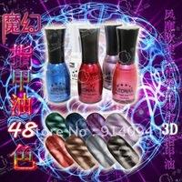 Magic nail polish the variable magnetic nail polish magnetic variation armour