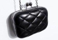 HOT 2012 new fashion womentrend skull tassel bucket bag vintage bag