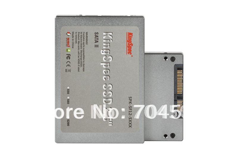 Внутренний твердотельный диск (SSD) KingSpec Sandforce 2,5 SATA SLC 120GB SPK-SF12-S120 жесткий диск ssd 120gb 2 5 sata