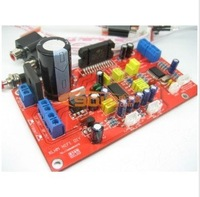 Four-channel front stage adjustable TDA7388 car stereo car amplifier board finished home theater sound