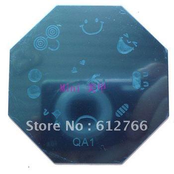 stamping nail art image plate QA series