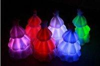 LED 7 Color Change Night Party Light Lamp , Decoration Christmas Tree , Christmas gift holiday lighting