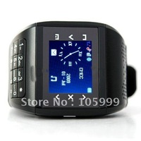 2pcs 2012 Fashion Unlocked Q8 Dual Sim Quadband watch phone Mobile Phone FM bluetooth Touch screen MP3 MP4 from China