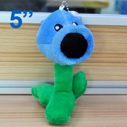 Plants Vs Zombies SNOW PEA Stuffed Plush Soft Toy(China (Mainland))